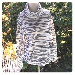 Sol Angeles cozy cowl neck pullover